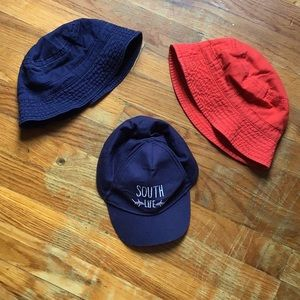 Zara and H&M kid hats bundle